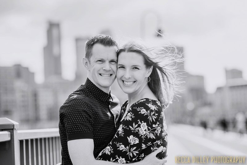 planning minneapolis engagement photos