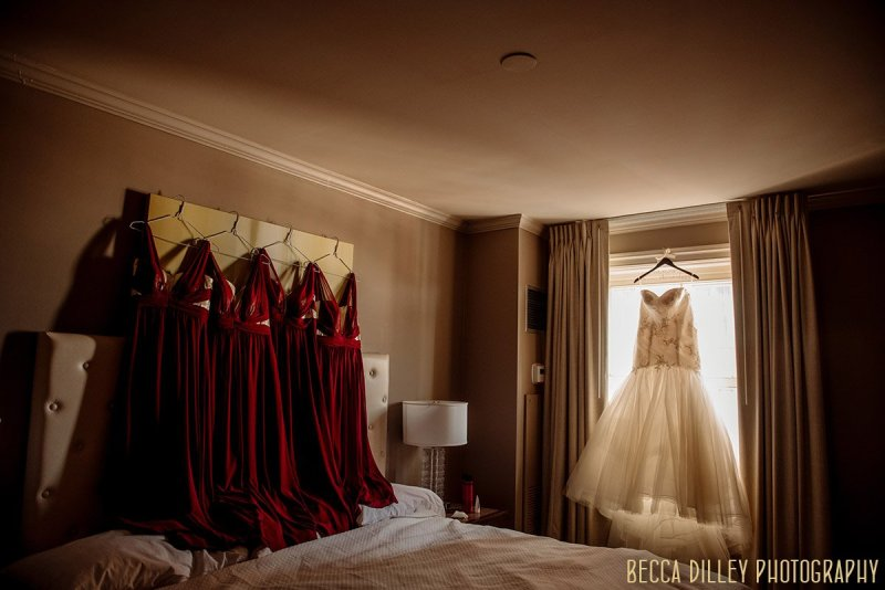 St Louis wedding Magnolia Hotel