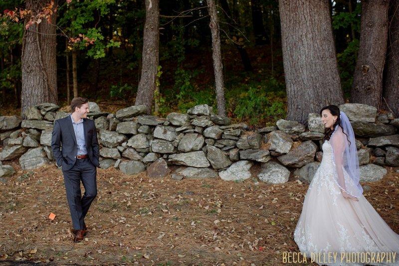 destination Sturbridge wedding at Publik House autumn