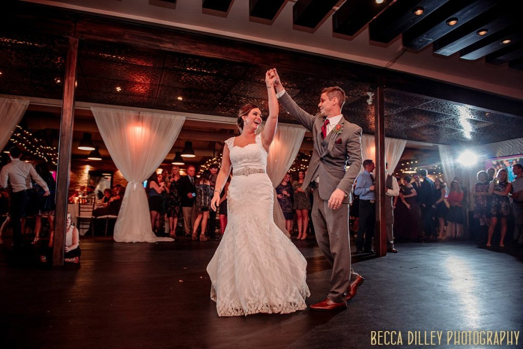minneapolis event center wedding fall