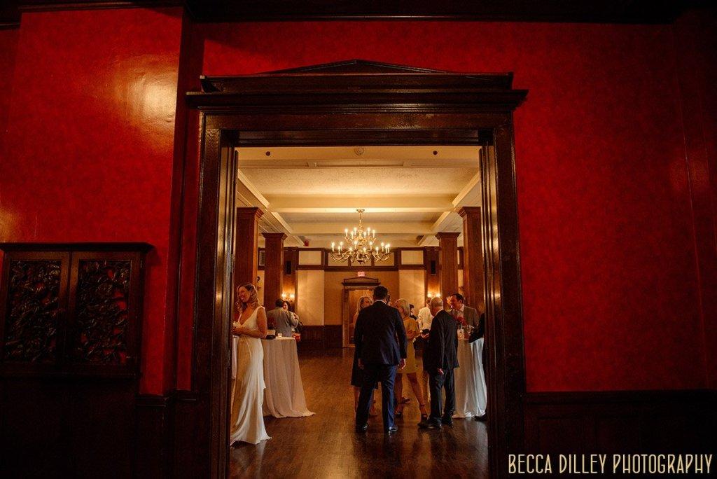 Minneapolis Club interior