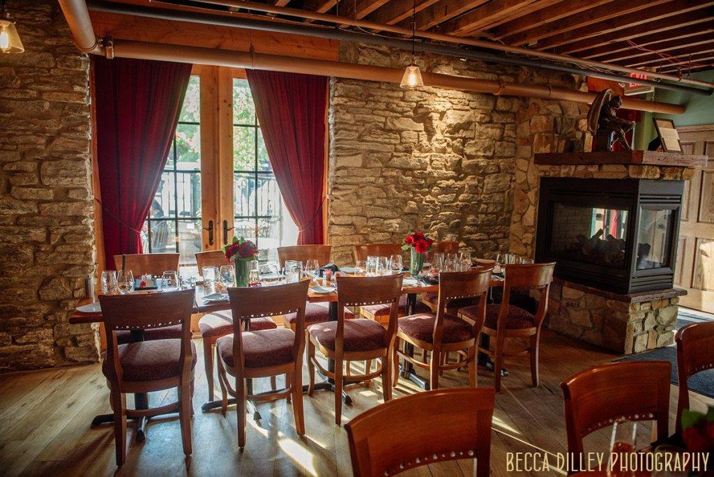 Sanctuary restaurant wedding Minneapolis