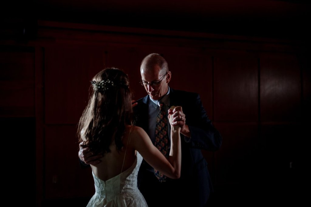 father daughter dance silverwood park wedding mn