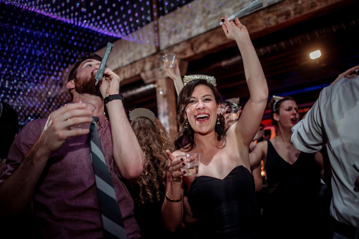 new years eve wedding Minneapolis event center