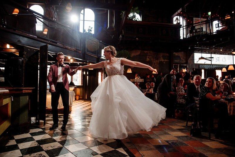 first dance loring wedding