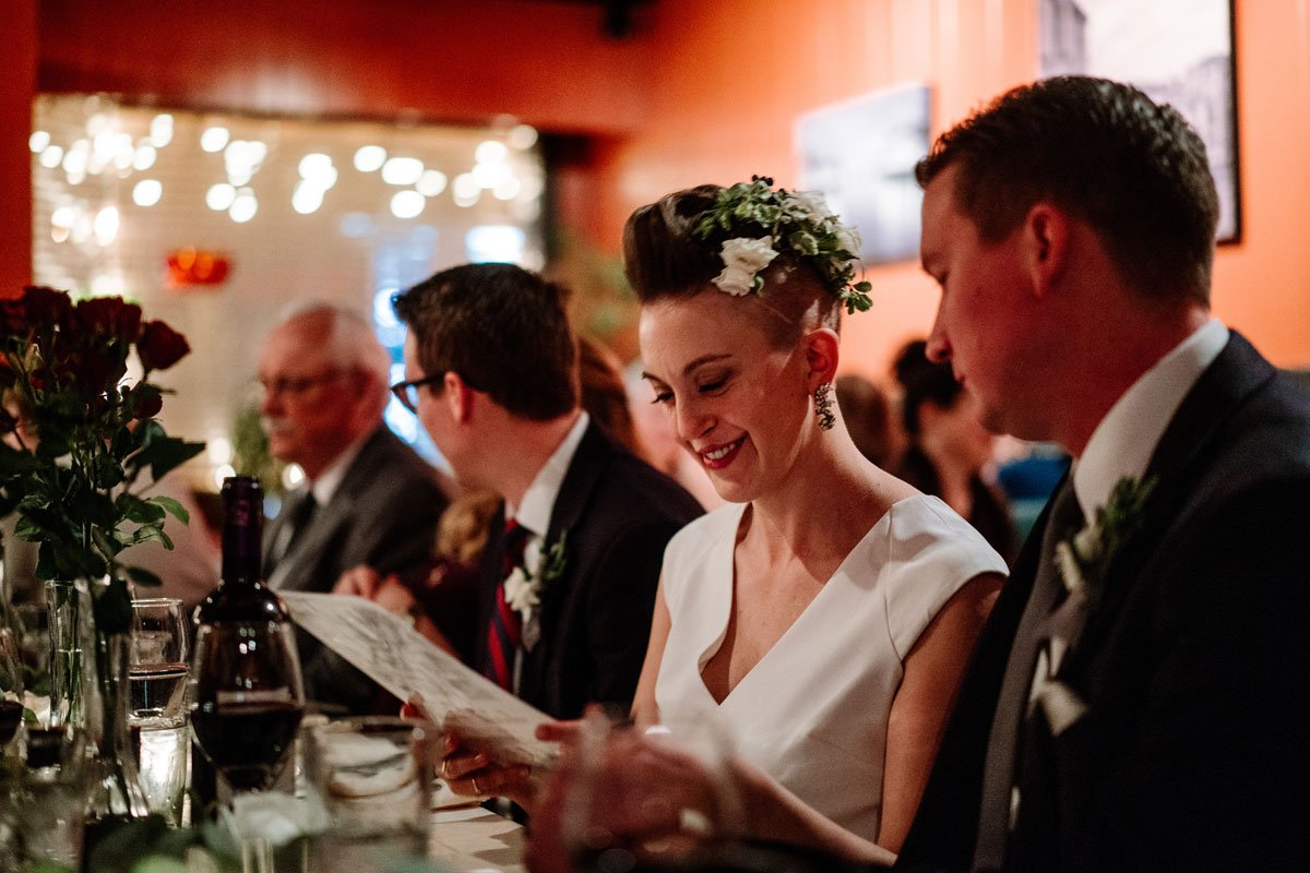 small wedding with restaurant st paul mn