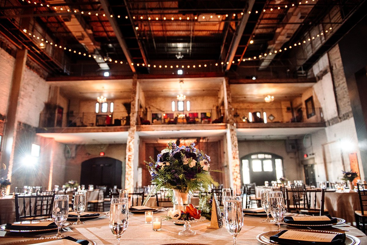 reception for aria wedding minneapolis
