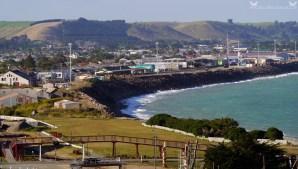 Cape Wanbrow, Oamaru, New Zealand.