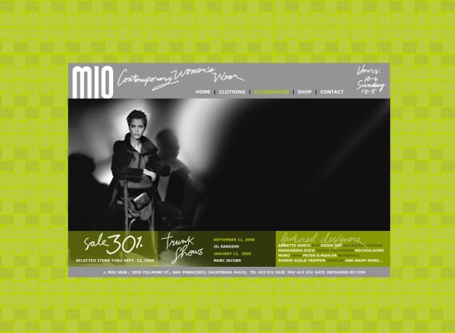 MIO Website
