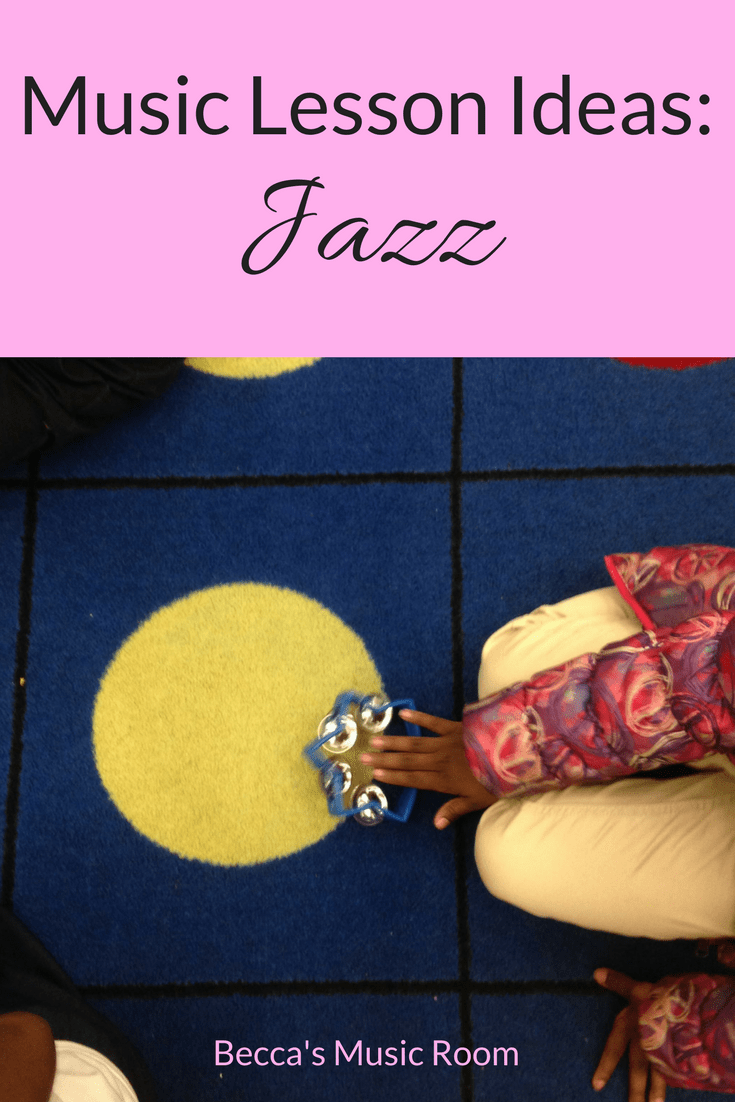 Jazz beccas music room music lesson ideas jazz free music lessons to help teach jazz in elementary music ibookread ePUb