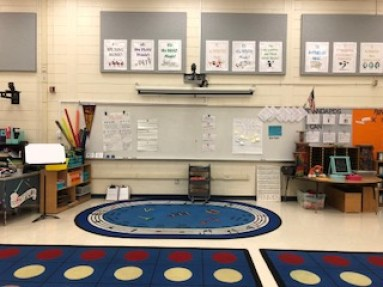 Elementary Music Classroom Tour. Becca's Music Room.