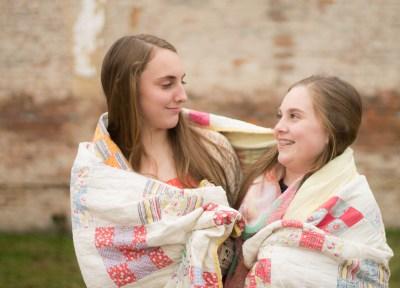 Sister Shoot | beccasuephotography.com