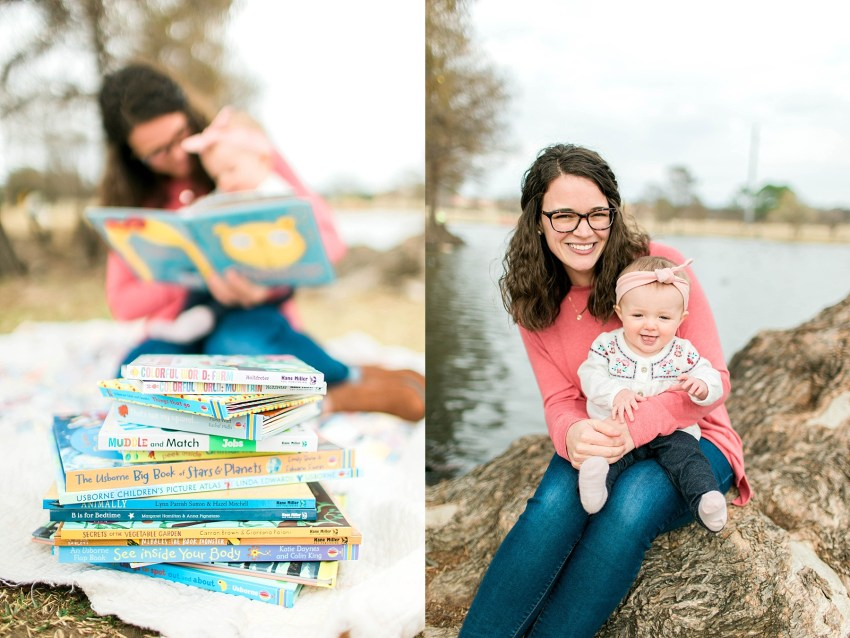 Mommy and Me Session | Becca Sue Photography - www.beccasuephotography.com