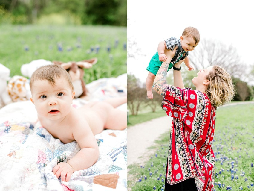 Spring Bluebonnet Sessions | Becca Sue Photography - beccasuephotography.com