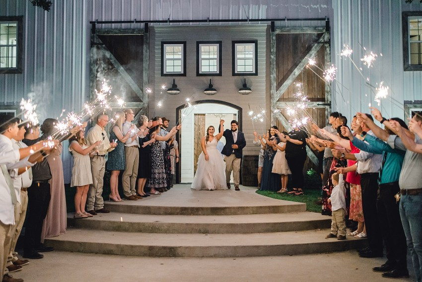 Lavender and Sage Summer Wedding (Greenville, Texas) | Becca Sue Photography www.beccasuephotography.com