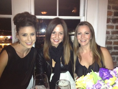 The Girls at Vic's On The River