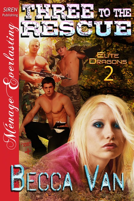 Elite Dragon 2 – Three To The Rescue – Excerpt