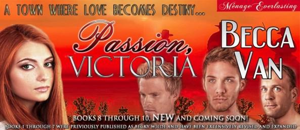 Passion Victoria By Becca Van