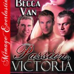 Passion, Victoria - Hailey's Secret - By Becca Van