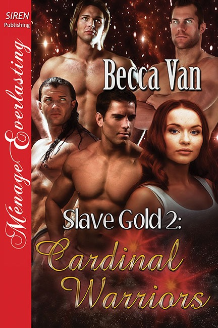 Slave Gold 2 – Cardinal Warriors – Excerpt
