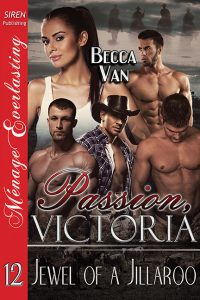 Passion, Victoria - Jewel Of A Jillaroo by Becca Van