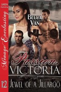 Passion, Victoria - Jewel Of A Jillaroo by Becca Van