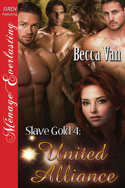 Slave Gold 4 – United Alliance – Excerpt