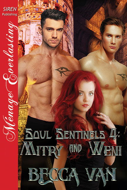 Soul Sentinels 4 – Mitry and Weni – Blurb