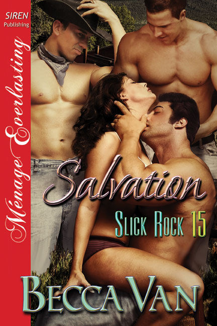 Slick Rock 15 - Salvation by Becca Van