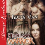 Highland Warrior Loving by Becca Van