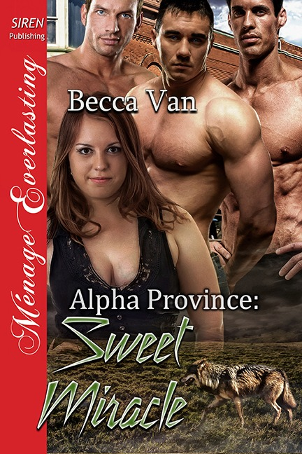 Alpha Province: Sweet Miracle – Blurb