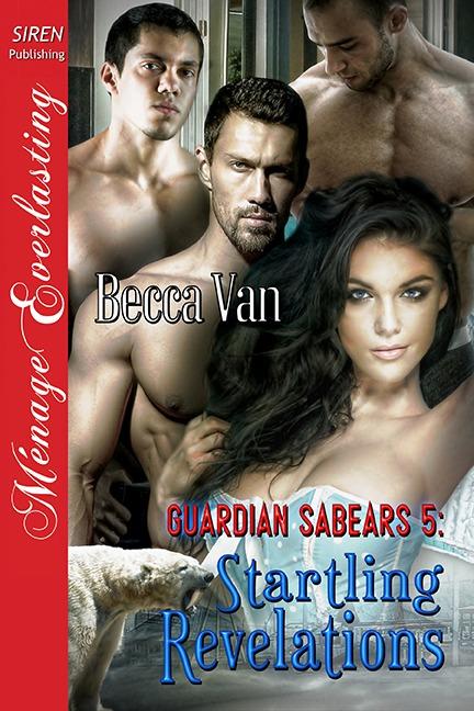 Guardian Sabears 5: Startling Revelations by Becca Van