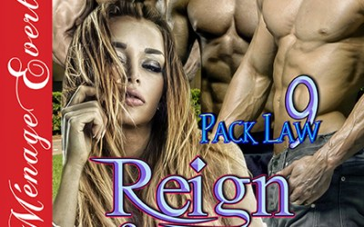 Pack Law 9 – Reign Of Terror – Blurb
