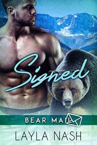 Layla Nash' Signed (Bear Mail Book)