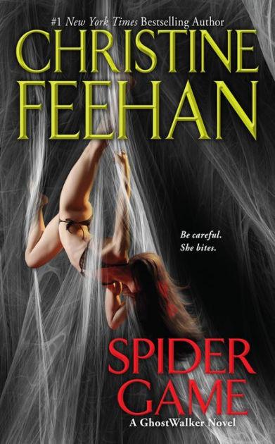 Christine Feehan's Spider Game (GhostWalker novel Book 12)