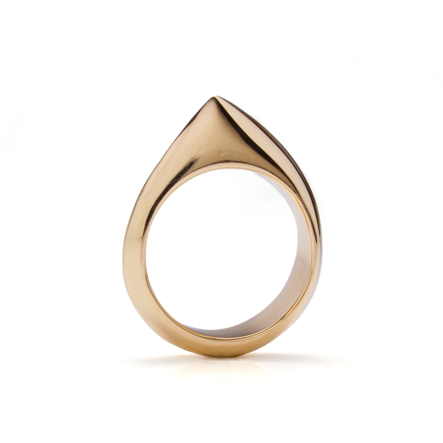 Casting a Recycled Gold Ring