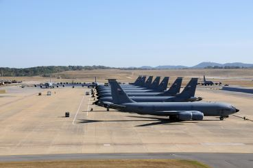 117th Air Refueling Wing, Alabama Air National Guard - $20M