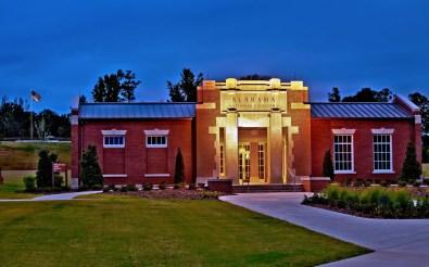Alabama National Cemetery - Montevallo, AL