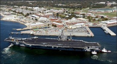 Naval Air Station - Pensacola, Florida