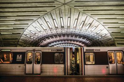 Washington D.C. Metro Greenline