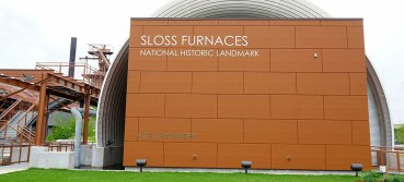 Sloss Furnaces Visitor's Center - Birmingham, AL - $13M