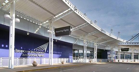 Birmingham AL Airport