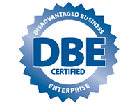 DBE-certified