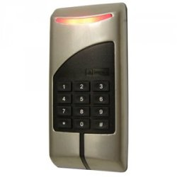 BPT Multi discipline proximity reader with keypad