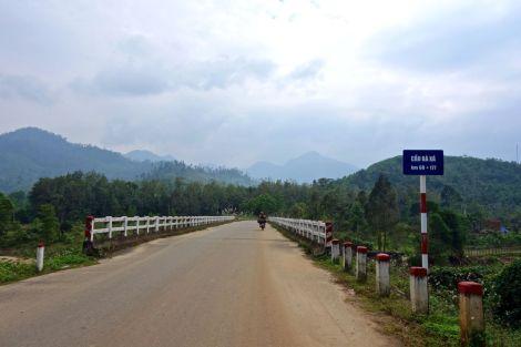 Ensamma vägar är härliga vägar