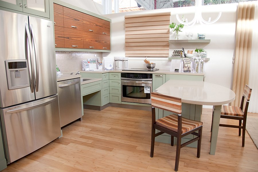 The Healthy Home at Downsview Park: Kitchen