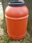 Discounted Rain Barrels available this weekend at the Toronto Zoo