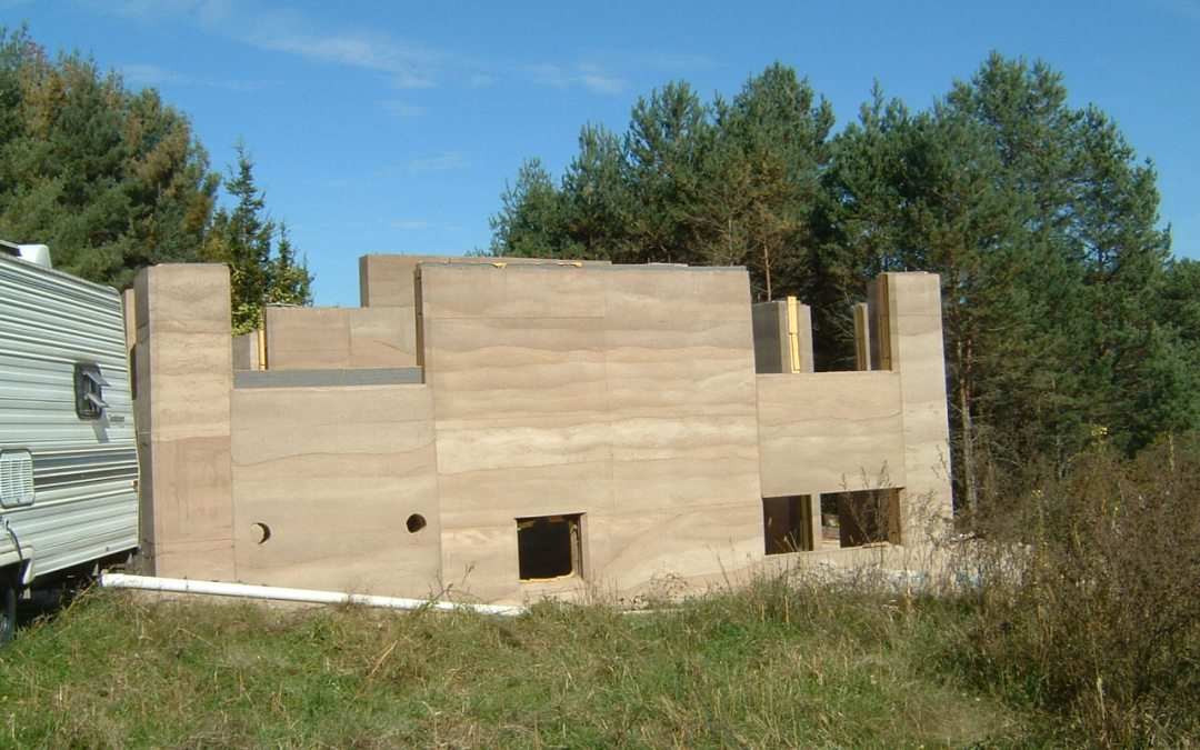 An Interview with Sylvia Cook, Rammed Earth Builder