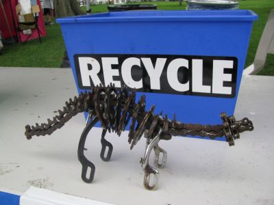 Recyclr recyclosaur