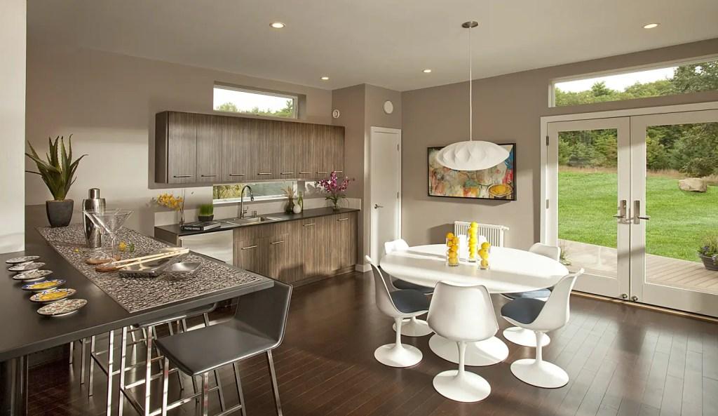 Blu Homes, Origin model, Interior
